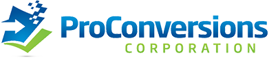 ProConversions Corporation Logo